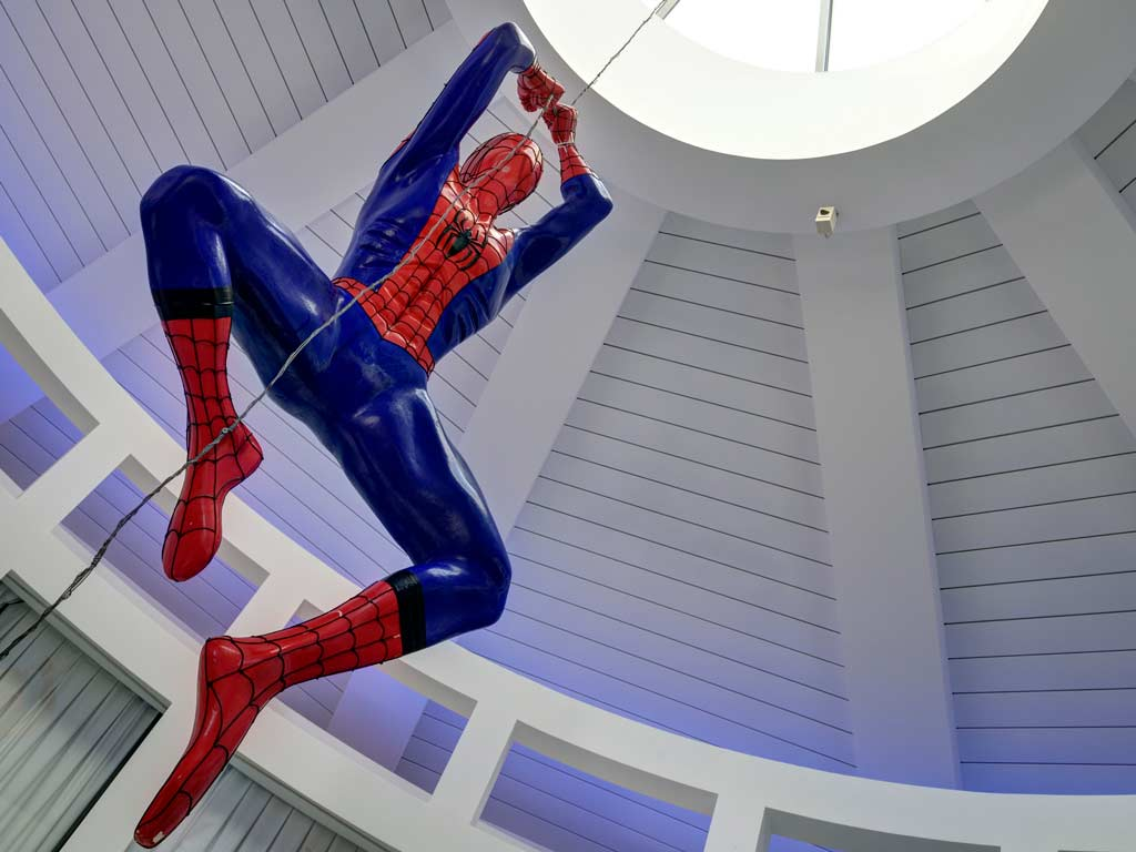 private-spa-spiderman
